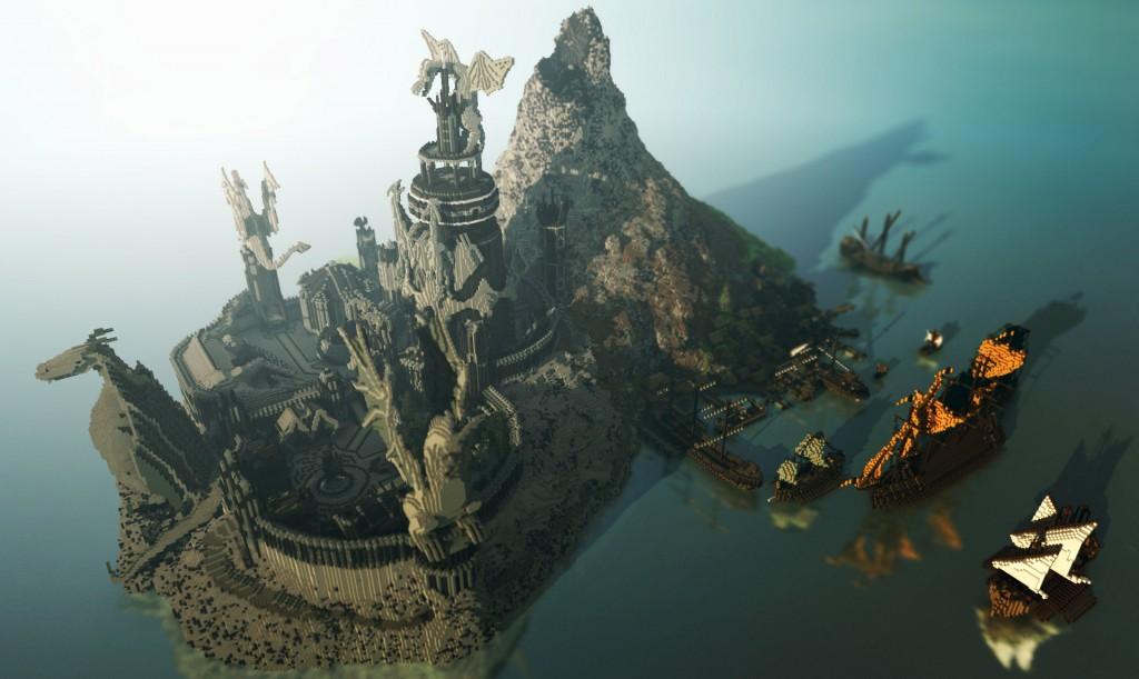 Minecraft Game of Thrones 8