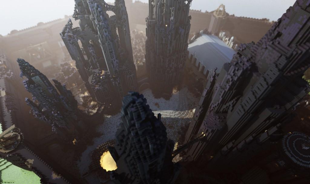 Minecraft Game of Thrones 9