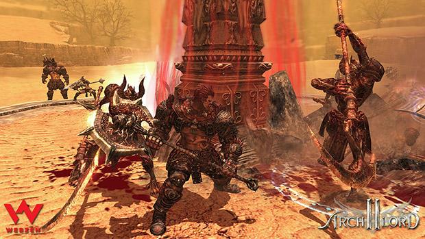 Archlord 2 Açık Beta