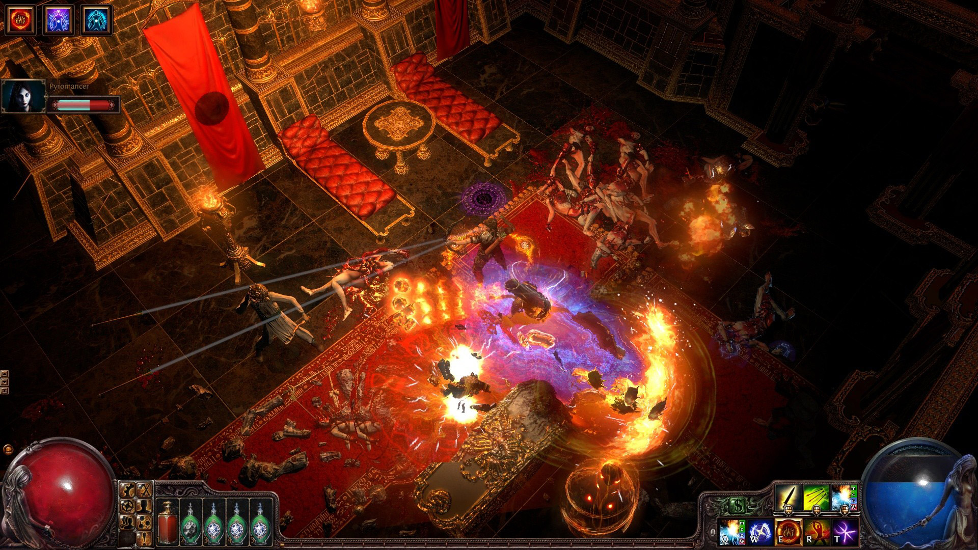 Path of Exile: Forsaken Masters