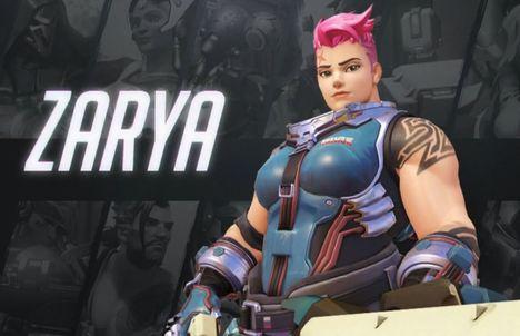 Overwatch'a Bir Karakter Daha