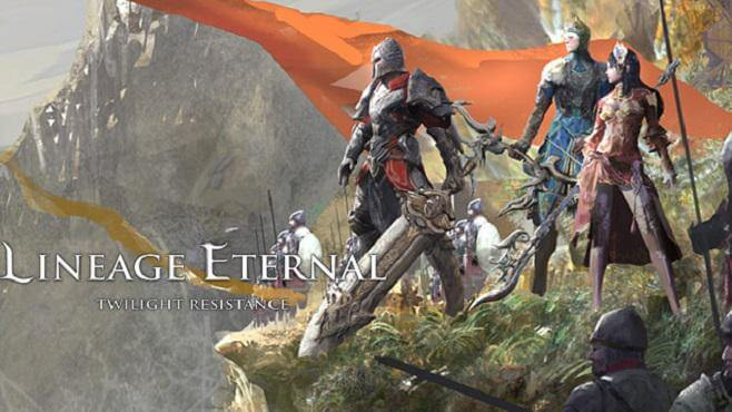 Lineage Eternal:Twilight Resistance mmorpg