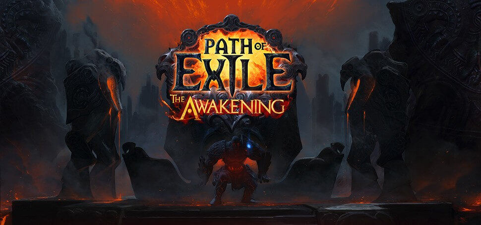 Path of Exile: The Awakening Yaması Geldi