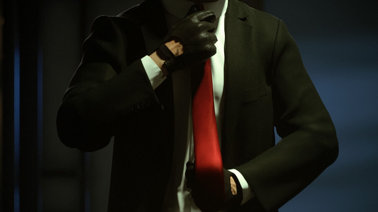Absolution_(Pre)_-_Hitman_Preparing_Suit