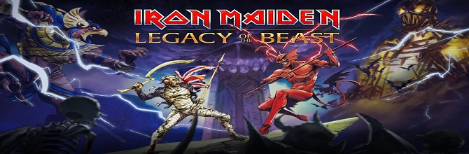 Iron Maiden Oyunu Mobil Platformda!