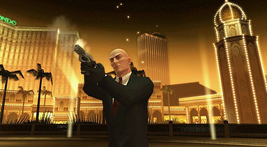 Hitman 4: Blood Money visited at www.games.ch